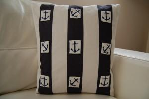 """""""Marine Theme Pillow"""""""