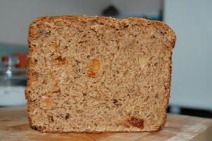 Spicy Fruit Loaf